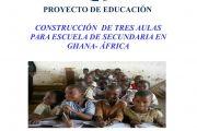 PROYECTO DE EDUCACIÓN EN ÁFRICA
