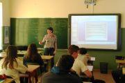 Visitas a los alumnos de 3º y 4º de ESO