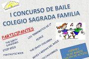 I CONCURSO DE BAILE COLEGIO SAGRADA FAMILIA