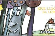 Cuentacuentos infantil 27 de octubre ¡Qué llega el lobo!