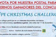 PIPE CHRISTMAS CHALLENGE