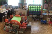 Lote de juguetes para el cole