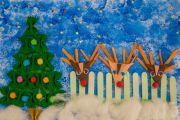 Concurso de postales navideñas