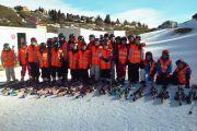 Iniciación al esquí 2017