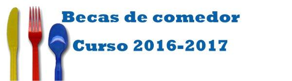 Colegio sagrada familia el entrego becas de comedor ei for Becas comedor 2017 madrid